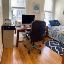 Guest Bedroom/Home Office After