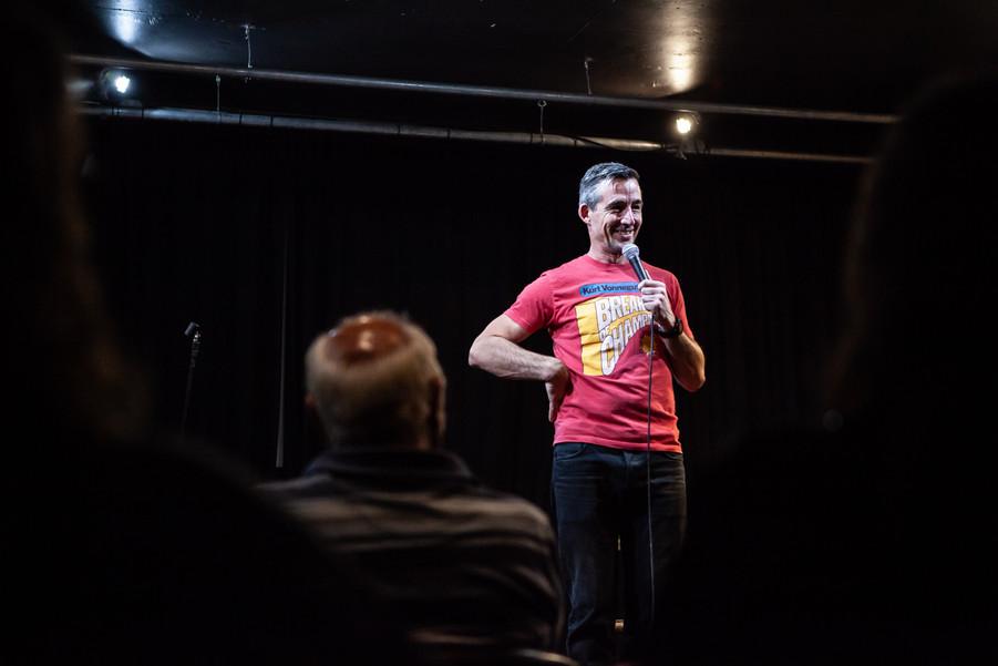 Mick Neven, Comedian
