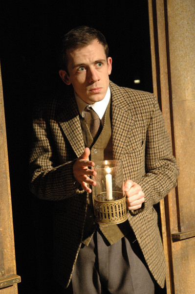 Simon Perry, Actor in The Woman in Black