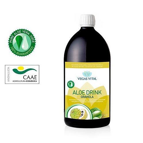 Aloe Drink Graviola 1L