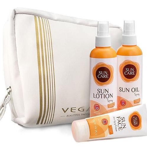 Conjunto Sun Care 3 produtos