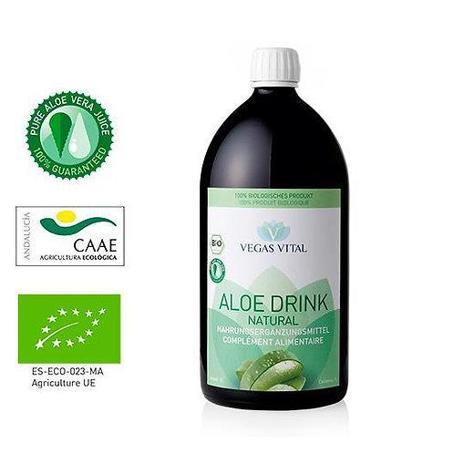 Aloe drink Natural 1L