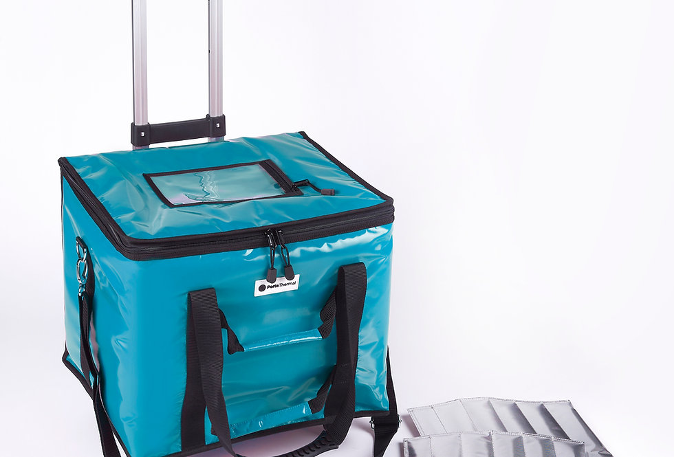 Porta Thermal 30 Litre Vaccine Bag with Trolley