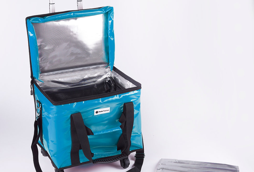 Porta Thermal 20 Litre Vaccine Bag with Trolley
