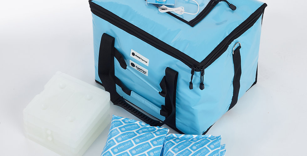 Complete Set – 30L Vaccine Bag & all accessories