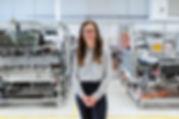 Canva - Female Engineer Standing in Work