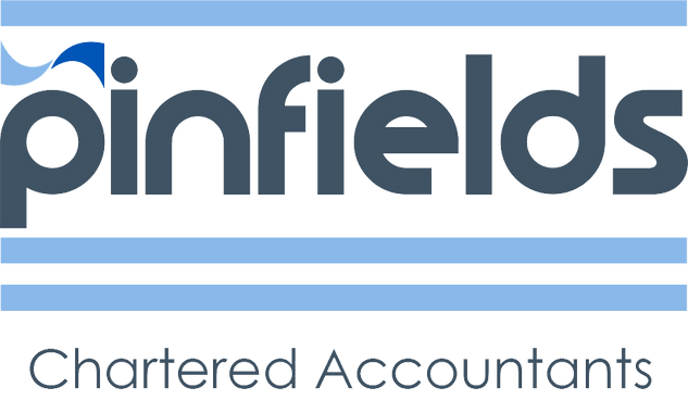 Pinfields Master Brand and Strapline Log