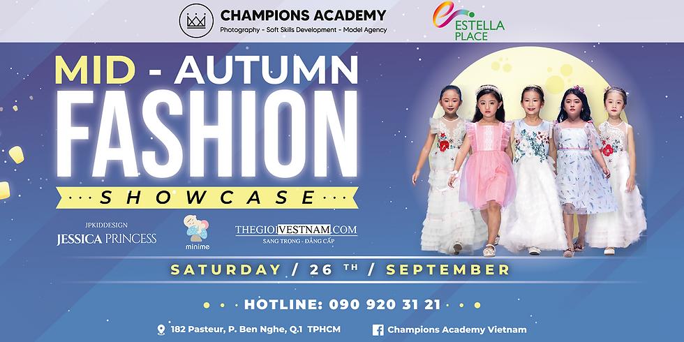 Mid-Autumn Fashion Showcase