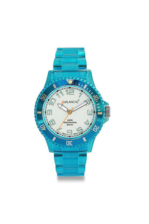AVALANCHE Watch - AV-102P-FLBU-44