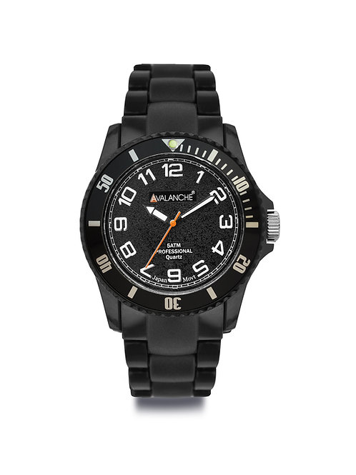 AVALANCHE Watch - AV-101P-BK-44