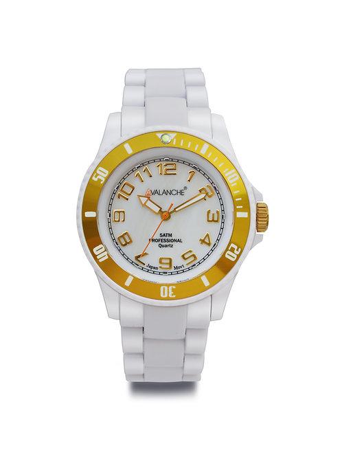 AVALANCHE Watch - AV-101P-WHGD-40