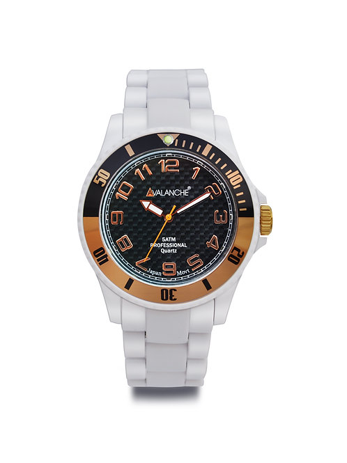 AVALANCHE Watch - AV-101P-WHRG-44