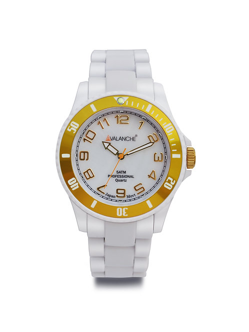 AVALANCHE Watch - AV-101P-WHGD-44