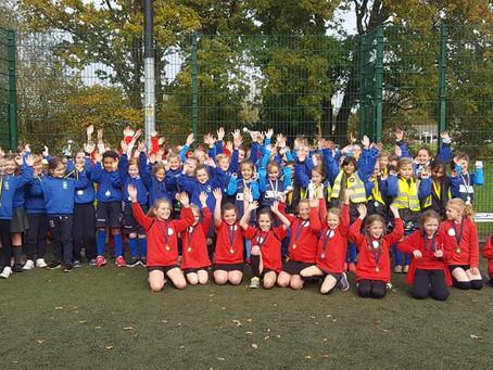 Heath Academy Trust Year 4 Girls Football