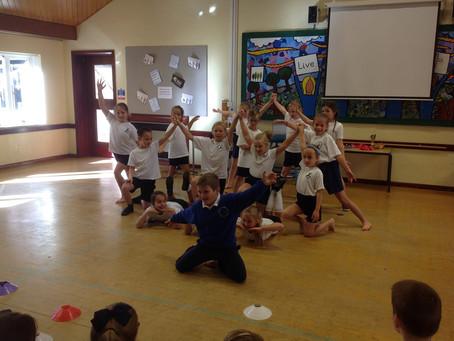 Heath Academy Trust Year 4 Dance Festival