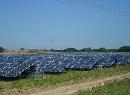 Eco Pirates Solar Farm Visit