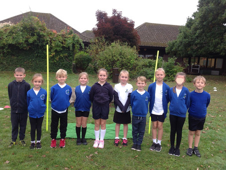Heath Academy Trust Year 3 Golf Festival
