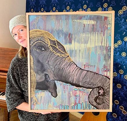 Untitled Elephant