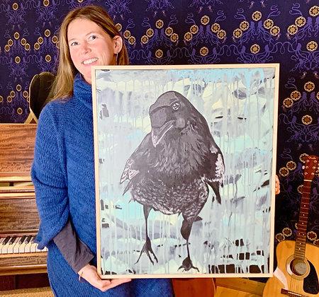 Untitled Raven