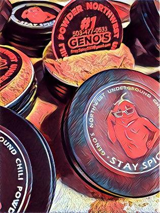 GNUCP Chili Powder, Blend #1
