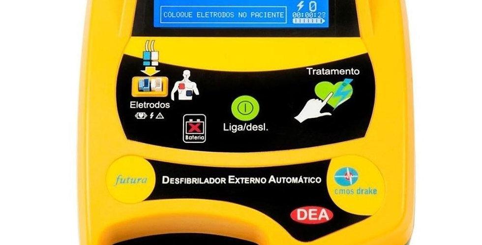DESFIBRILADOR LIFE 400 FUTURA AUTOMÁTICO BÁSICO -CMOSDRAKE