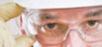 EPIs para proteção do olhos
