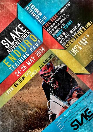 SLAKE ADVENTURES ENDURO TRAINING CAMP!