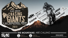 CHASING GIANTS 21-22 SEPT 2019