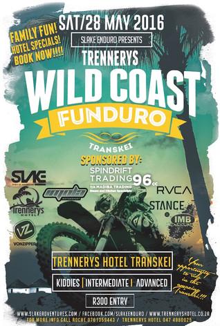 TRENNERYS WILD COAST FUNDURO-Transkei!