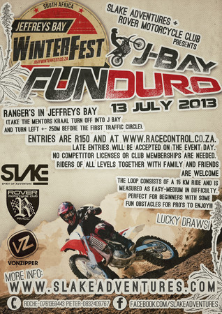 J-BAY FUNDURO 13 JULY 2013