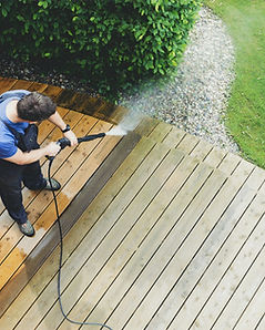 Landscaping with Heart Power Washing
