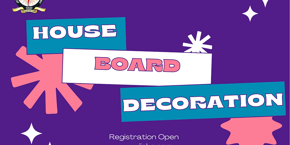 House Board Decoration