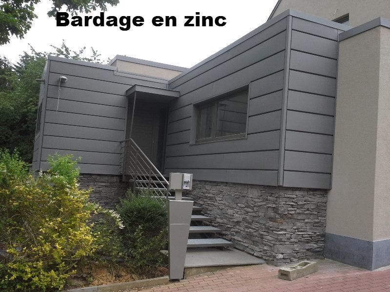 Bardage Zinc Benoit Raviart