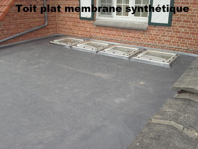 Membrane PVC Benoit Raviart