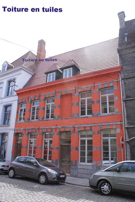 Toiture Tournai benoit Raviart