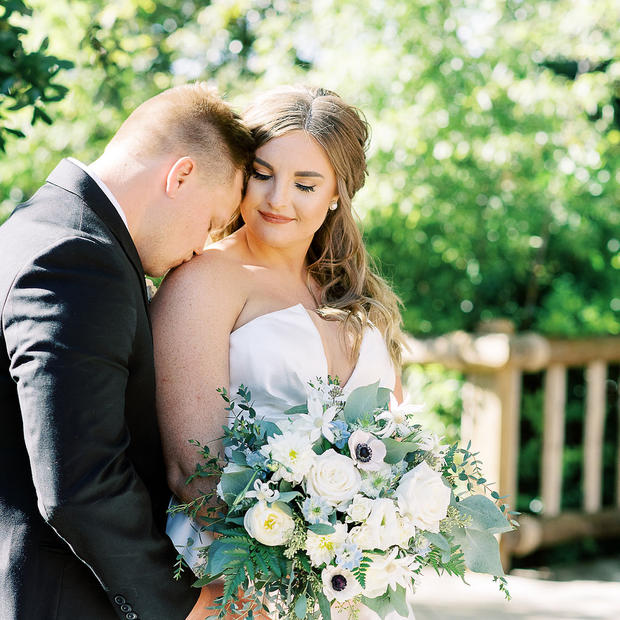 Brittany + Carter - the Fort Worth Zoo