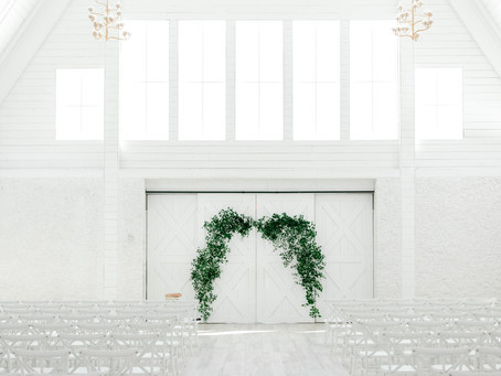 Dreamy Summer Wedding at the Nest at Ruth Farms