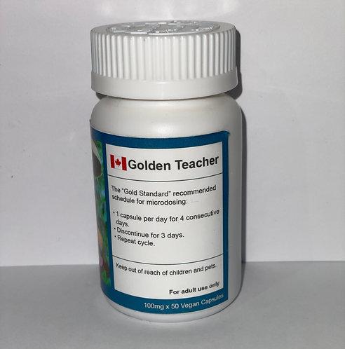 """""""Golden Teacher"""" Micro Dose Caps"""