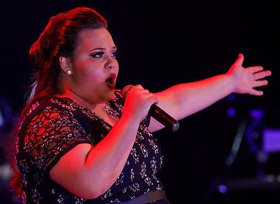 Tamara Pereira soprano - Six Singers Songs for Peace Show