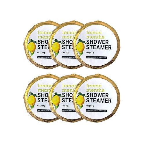 Lemon Menthe Shower Steamer (6pk)
