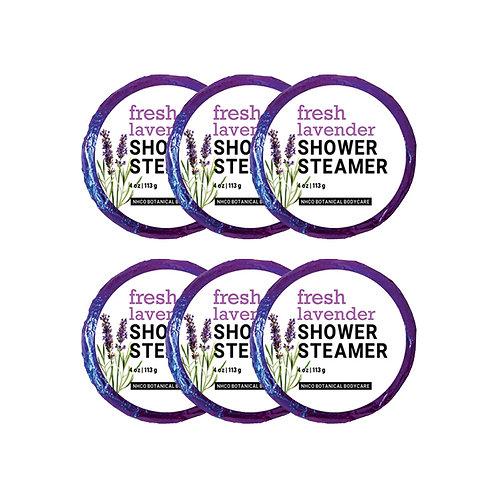 Fresh Lavender Shower Steamer (6pk)