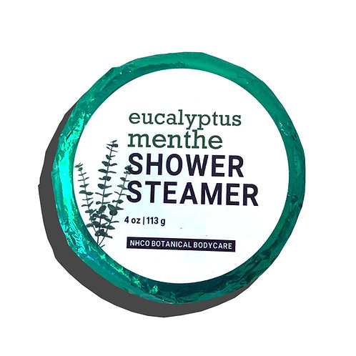 Eucalyptus Menthe Shower Steamer
