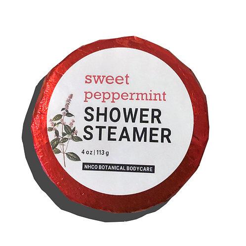Sweet Peppermint Shower Steamer