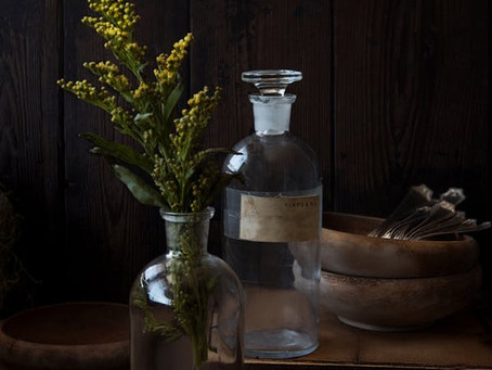 New Year, New You Apothecary Workshop
