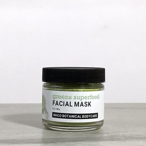 Spinach & Amla Facial Mask