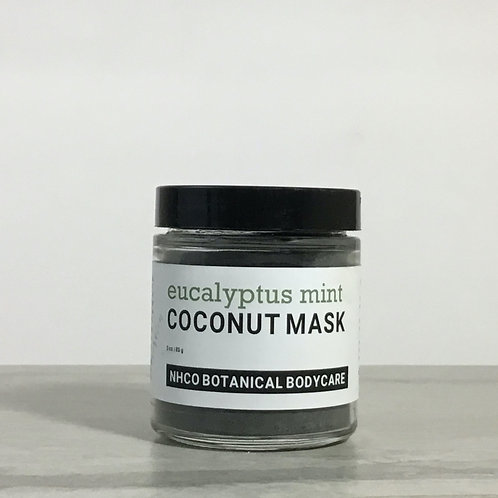 Coconut Shell Charcoal Mask