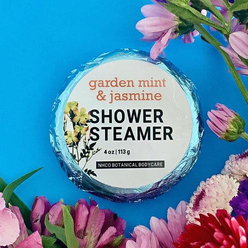 Garden Mint & Jasmine Shower Steamer