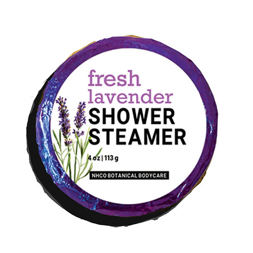 Fresh Lavender Shower Steamer