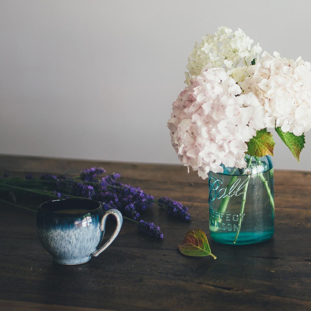 Improvised Vase
