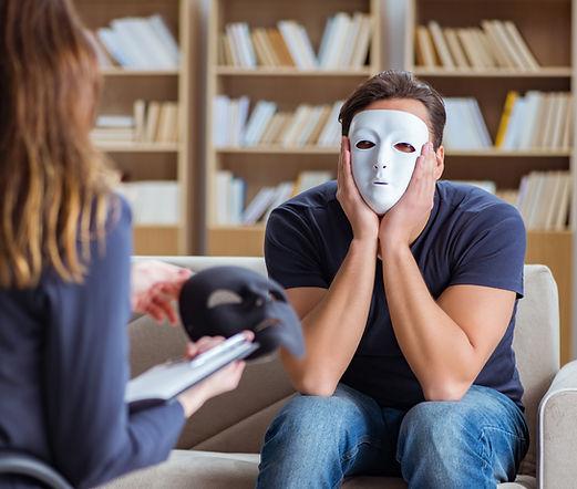 טיפול במשבר זהות - פגישה אצל פסיכולוגית